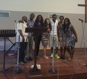 IBC Praise Team